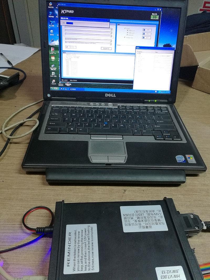 宝马Z4 N20发动机更换电脑